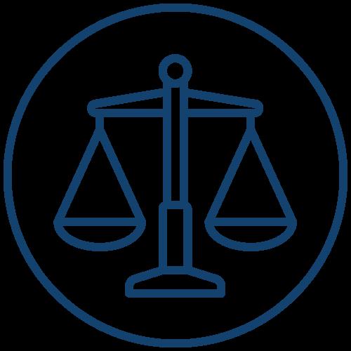 Icone cadre légal