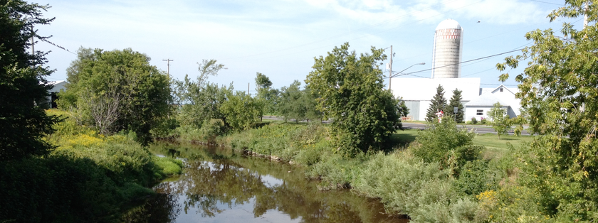 Projet rivière l'Acadie